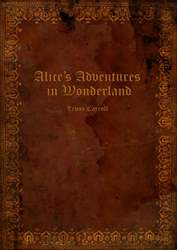 Alices Adventures in Wonderland Magazine Cover