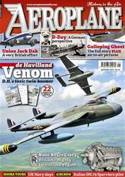 No.453 de Havilland Venom issue No.453 de Havilland Venom