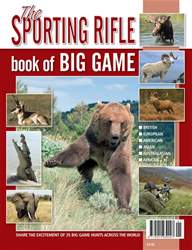 Sp Rifle Big Game issue Sp Rifle Big Game