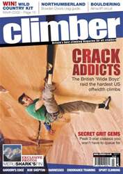 Climber Mar12 issue Climber Mar12