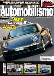 Automobilismo 3 2012 issue Automobilismo 3 2012