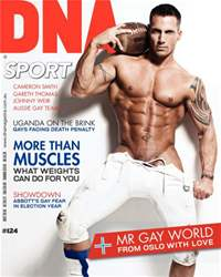 DNA #124 - Sports issue DNA #124 - Sports