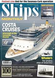 Ships Monthly April 2012 issue Ships Monthly April 2012