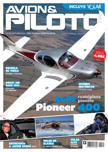 Revista Avion & Piloto Digital Issue