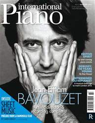 International Piano March -April issue International Piano March -April