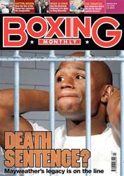 Boxing Monthly March 2012 issue Boxing Monthly March 2012