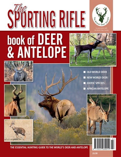 Sp Rifle Deer and Antelope Preview