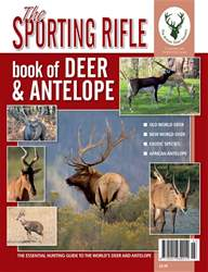 Sp Rifle Deer and Antelope Magazine Cover