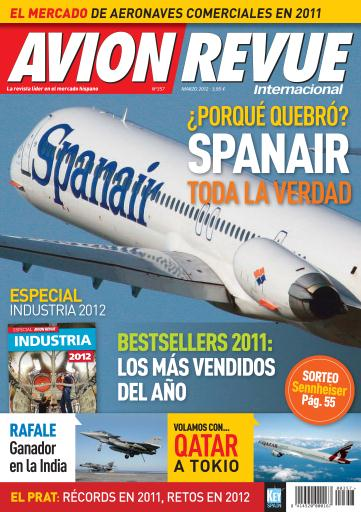 Avion Revue Internacional España Digital Issue