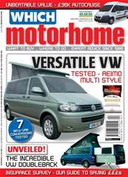 Which Motorhome April 2012 issue Which Motorhome April 2012