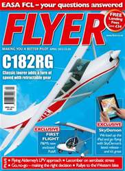 FLYER April issue FLYER April