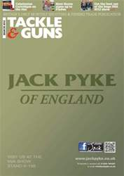 Tackle & Guns Magazine Cover