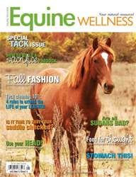 Equine Wellness Magazine Cover