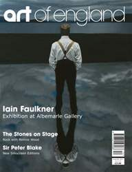 Art of England Magazine Cover