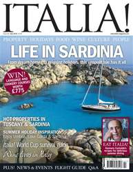 June 2010 Life in Sardinia issue June 2010 Life in Sardinia