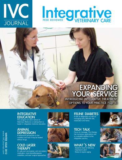 Integrative Veterinary Care Preview