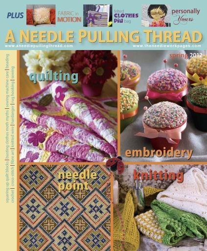 A Needle Pulling Thread Preview