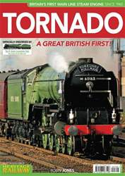 Tornado A Great British First. issue Tornado A Great British First.