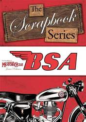 Scrapbook Series II BSA issue Scrapbook Series II BSA