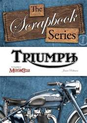 Scrapbook Series I Triumph issue Scrapbook Series I Triumph