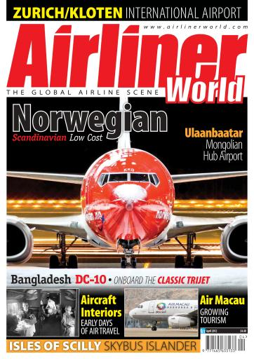 Airliner World Digital Issue