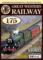 Great Western Railway: 175 Years issue Great Western Railway: 175 Years