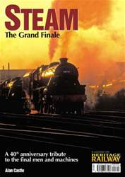Steam: The Grand Finale issue Steam: The Grand Finale