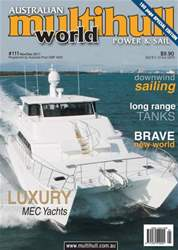 Multihull World Magazine Cover