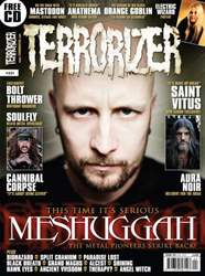 Terrorizer #221 April 2012 issue Terrorizer #221 April 2012
