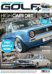 Volkswagen Golf + Sample issue Volkswagen Golf + Sample
