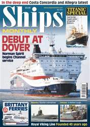 Ships Monthly May 2012 issue Ships Monthly May 2012