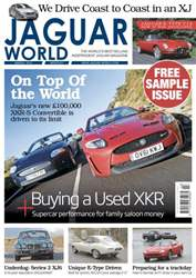 Jaguar World Monthly Free Sample issue Jaguar World Monthly Free Sample