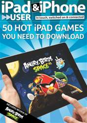 50 HOT iPAD GAMES Masterclass issue 50 HOT iPAD GAMES Masterclass