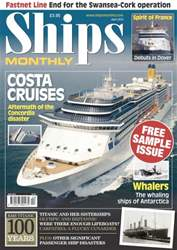 Ships Monthly Sample Issue issue Ships Monthly Sample Issue