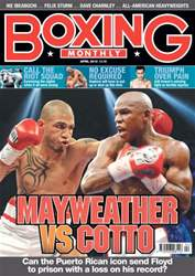 Boxing Monthly April 2012 issue Boxing Monthly April 2012