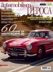 Automobilismo d'Epoca 4-2012 issue Automobilismo d'Epoca 4-2012