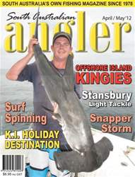 SA Angler Apr-May2012 issue SA Angler Apr-May2012