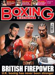 Boxing Monthly February 2011 issue Boxing Monthly February 2011