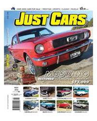 Just Cars Issue 195 May 12 issue Just Cars Issue 195 May 12