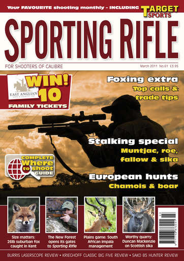 Sporting Rifle Digital Issue