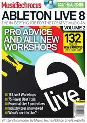 Music Tech Focus Ableton 2012 issue Music Tech Focus Ableton 2012
