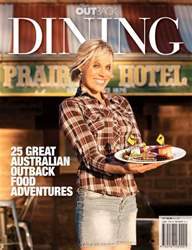 OUTBACK DINING 2012 issue OUTBACK DINING 2012