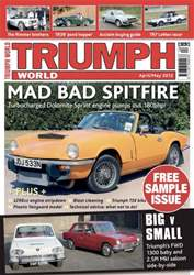 Triumph World April 2012 Sample issue Triumph World April 2012 Sample