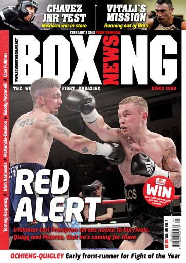 Boxing News Digital Issue