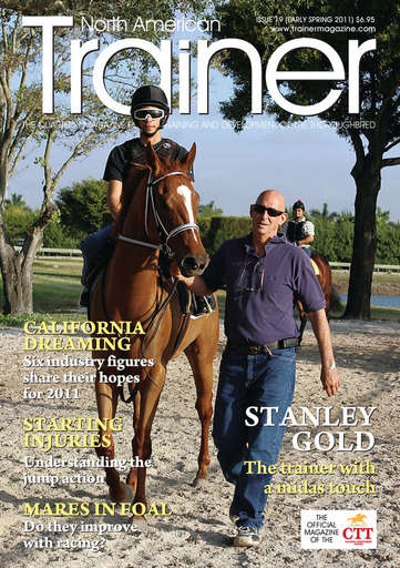 North American Trainer Magazine - horse racing Digital Issue