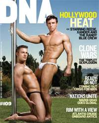 DNA #109 issue DNA #109