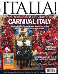 March 2011 Carnival Italy issue March 2011 Carnival Italy