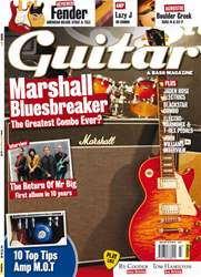 March 2011 Marshall Bluesbreaker issue March 2011 Marshall Bluesbreaker
