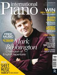 International Piano May June issue International Piano May June