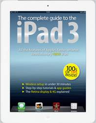 iPad and iPhone User Magazine Cover
